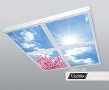 opbouw fotoplafond