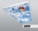 opbouw led foto plafond  Ceilsky