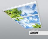 opbouw wolken afbeelding plafond  Ceilsky