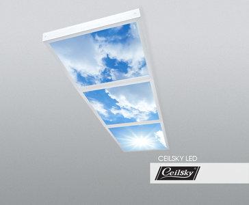 Luchplafond lucht