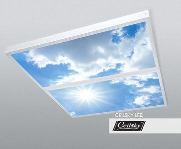 Foto wolkenplafond opbouw ceilsky